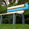 Tweetingseat, la panchina che twitta!