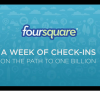 Foursquare arriva a quota 1 miliardo di check-in