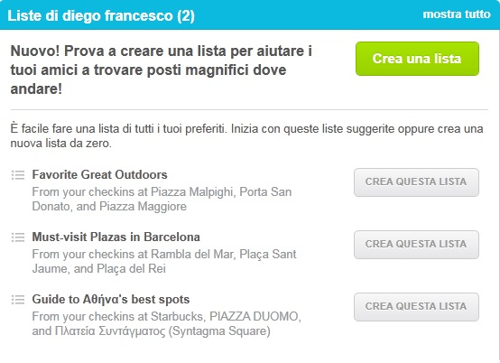 foursqure to-do-list