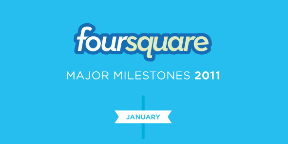 foursquare 2011 statistiche