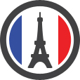 Foursquare badge Parigi