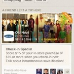 Foursquare per il business: i Promoted Updates e i Promoted Special