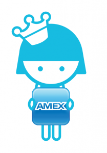 foursquare in partnership con amex
