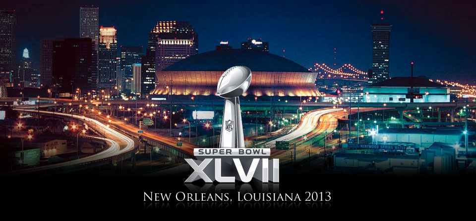 Il Superbowl 2013 sui social network
