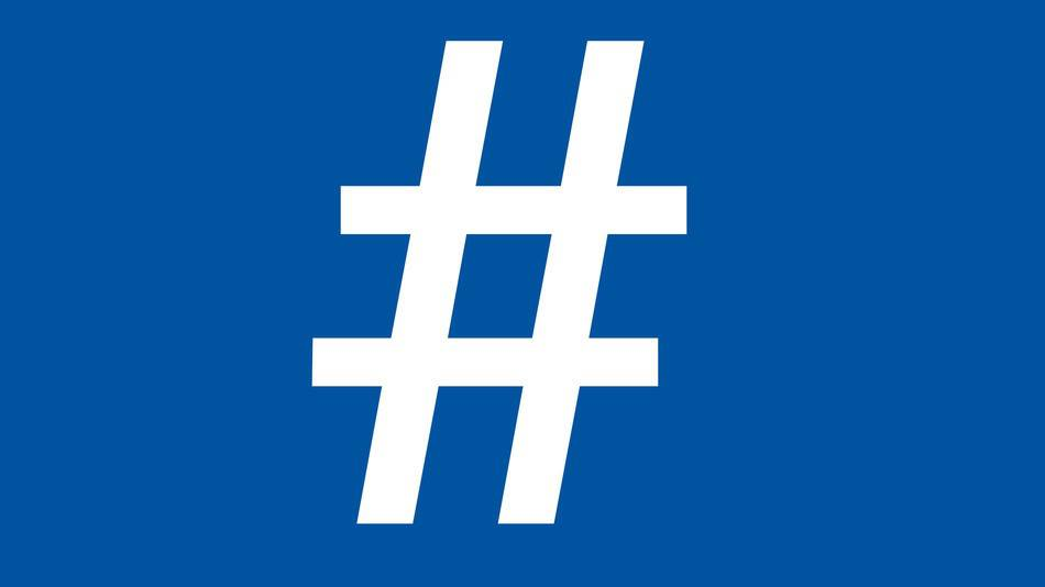 Facebook introduce gli hashtag