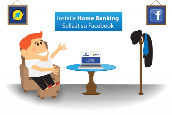 Banca Sella su Facebook