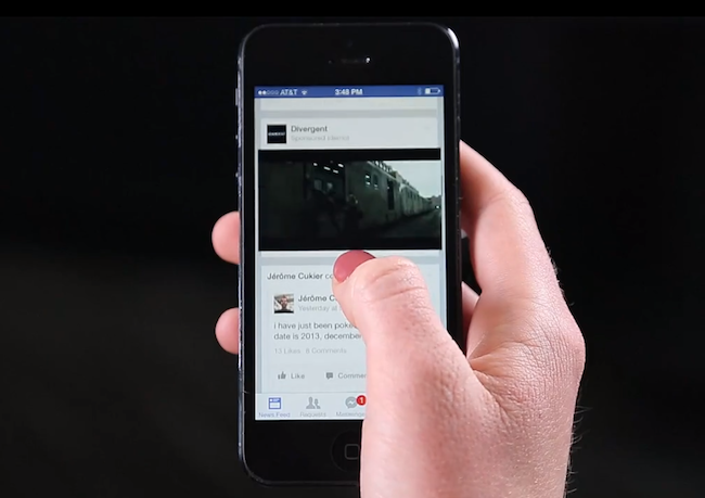 Facebook Premium Video Ads